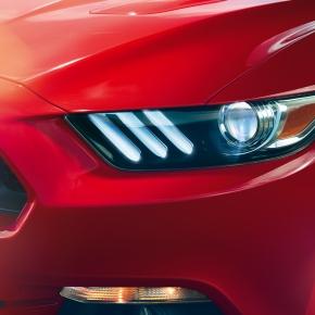 El Ford Mustang llegóarrasando